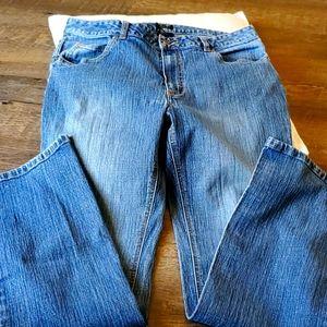 Nicole Miller stretch denim jeans
